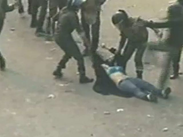 Egypt's Military Carries Out Violent Attacks On Women Protesters
