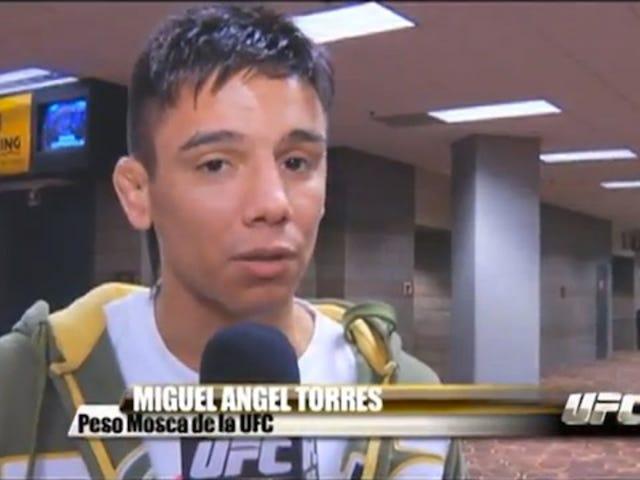 MMA Fighter Fired For Tweeting Gross 'Rape Van' Joke