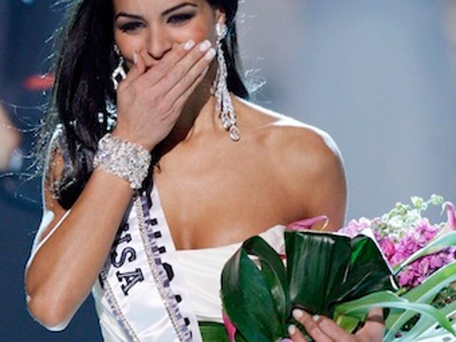 Miss USA Speaks Out About Ground Zero Mosque