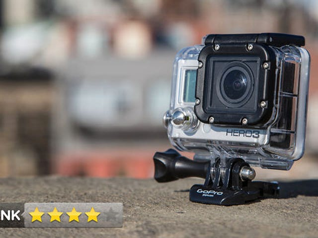 GoPro Hero 3 Black Edition Review: Yes, It's the Best (Updated)