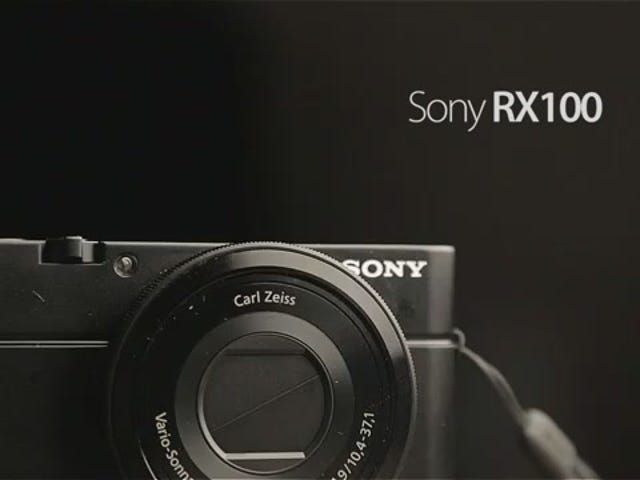 Sony RX100 Review: This Camera Singlehandedly Makes Point-and-Shoots Relevant Again