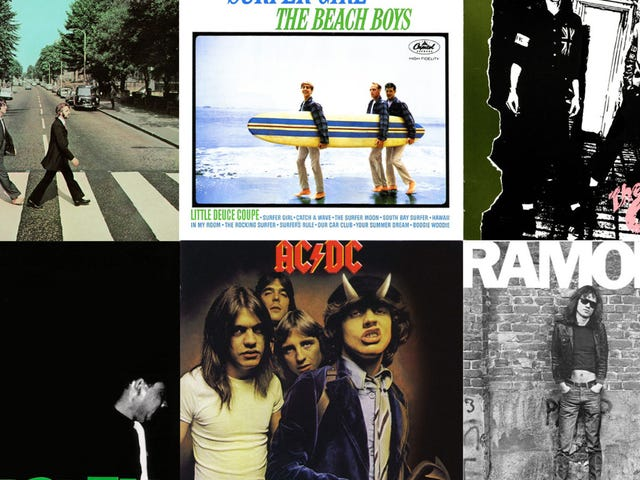 Famous Album Covers With Dead Band Members Photoshopped Out
