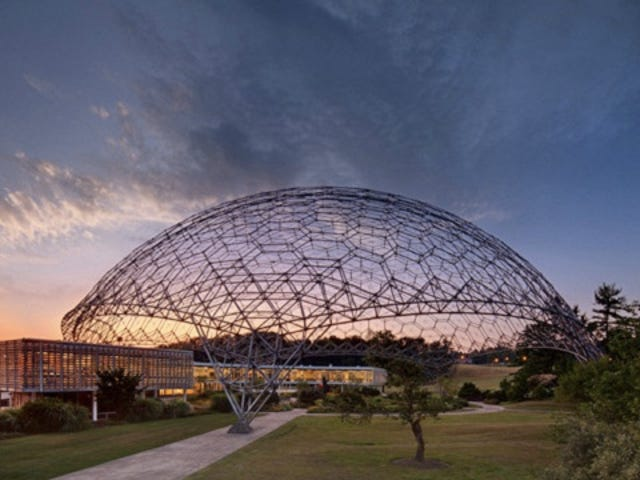 Buckminster Fuller's Largest Dome Is Now a National Historic Place