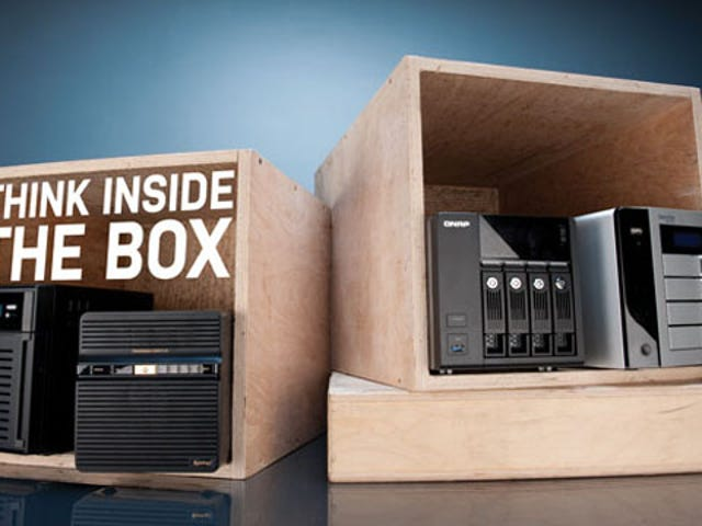 Think Inside the Box: The Ultimate NAS Showdown