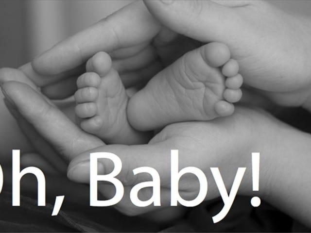 Study Says Babies Make Men Less Masculine, More Nurturing