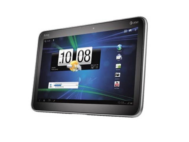 The HTC Jetstream Tablet Is AT&T's First Tablet with 4G LTE