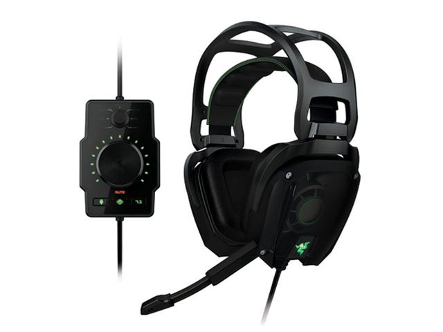 Razer Tiamat: The First Legit 7.1 Surround Sound Gaming Headset Carpet Bombs Your Eardrums With 10 Discrete Drivers