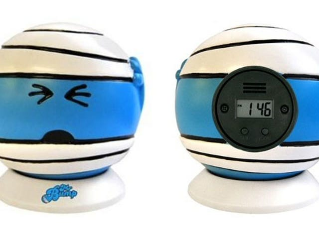 Mr. Bump Is an Alarm Clock You Love to Hate