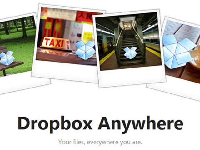 Dropbox Passwords Were Optional For a Short Time on Sunday