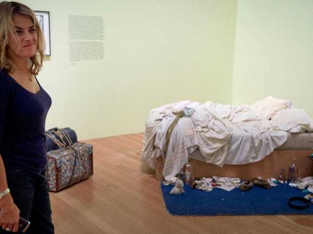 Tracey Emin Says She Got Her Creative Fix from Making Art, Not Babies