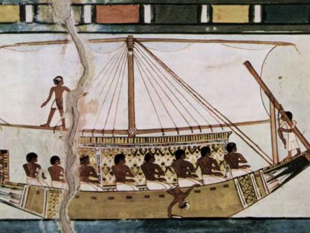 Why ancient shipwrecks are even more important than a Pharaoh's tomb