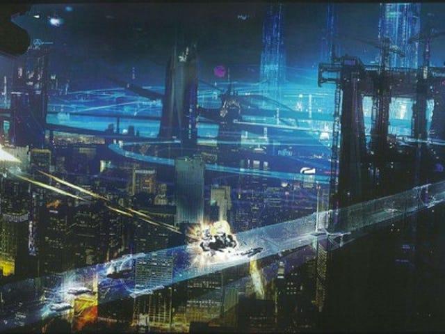 Cloud Atlas concept art shows us the Wachowskis' vision of 2144 Seoul