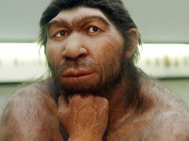 Sex with Neanderthals gave humans the strength we needed to conquer the planet