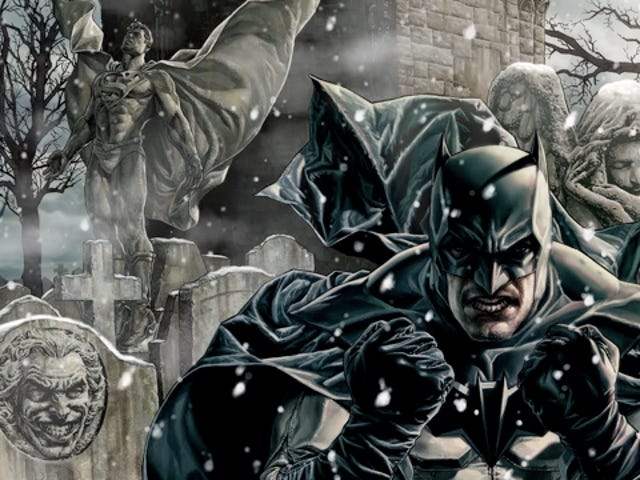 This week, Batman holds his own reenactment of A Christmas Carol