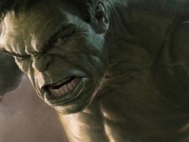 Bruce Banner gets irked: a spoilery synopsis of the New York Comic Con Avengers footage!