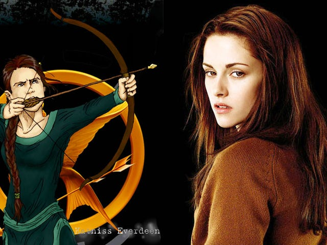 Hvorfor <em>The Hunger Games</em> er mye bedre enn <em>Twilight</em>