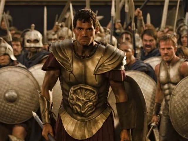 In new Immortals footage, the gods are young, pissed off, and ultra-violent