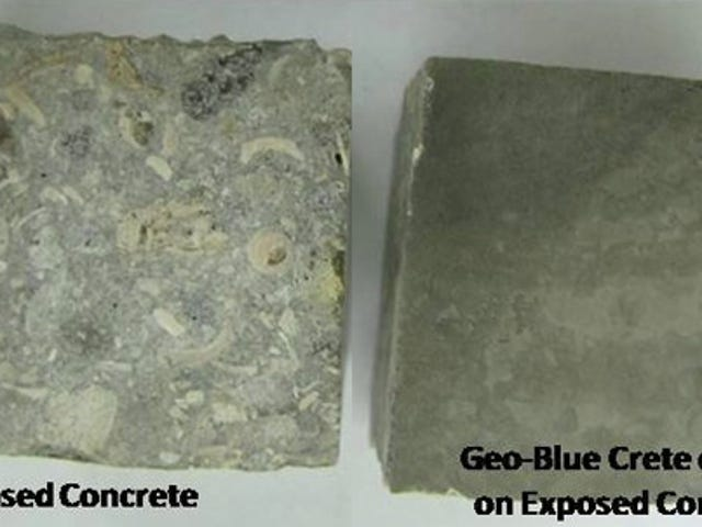 Waste ash can be recycled into super-strong concrete