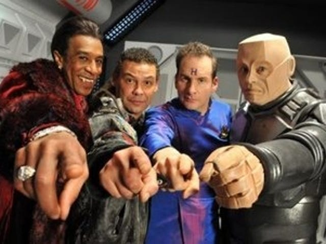 Red Dwarf to return for a new series