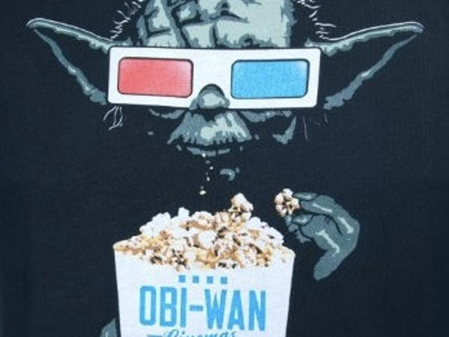 It's a trap! All six Star Wars movies getting 3-D theatrical re-release