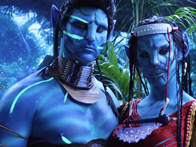 Avatar porn trailer reveals the Na'vi-human war over male sexual enhancement