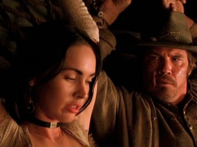 First Jonah Hex Trailer Blasts Amazing Josh Brolin Antics Into Your Melted Face