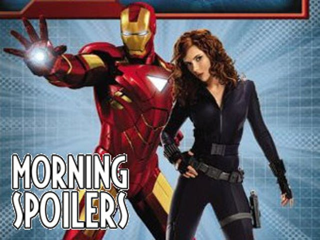 Spoiler Onslaught For Captain America, Iron Man 2, Tron Legacy, Transformers 3 And Lost!