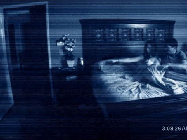"""""""Paranormal Activity"""" Is As Scary As Real Life"""