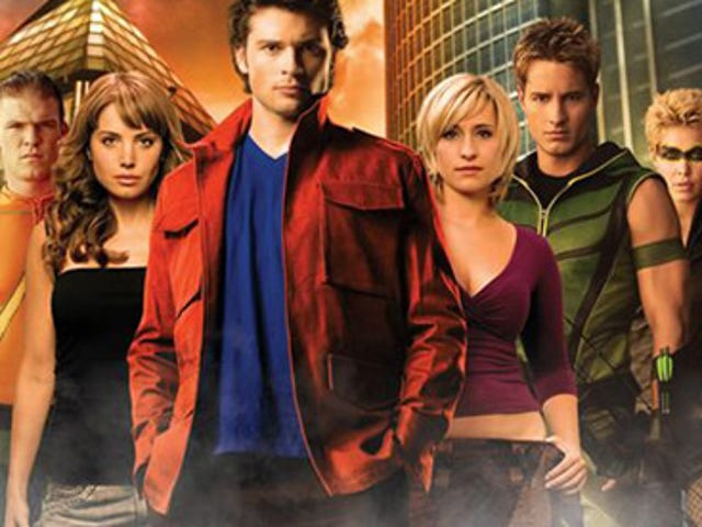 Won't Somebody Save Us From Smallville Season 9?