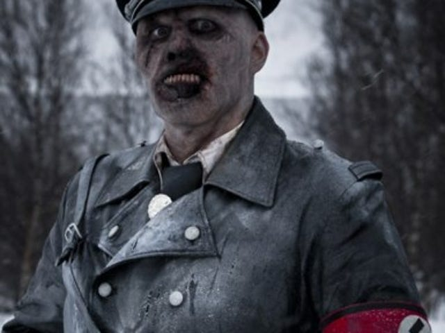 Dead Snow's Nazi Zombie Clips Will Rip Out Your Pigtails