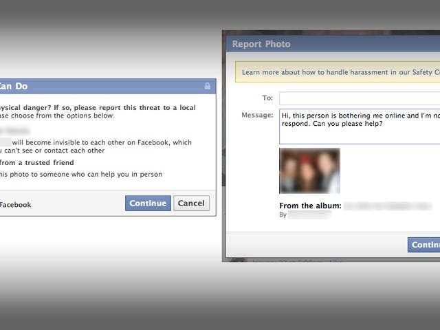 Facebook Lets You Turn to Friends to Handle Harassment