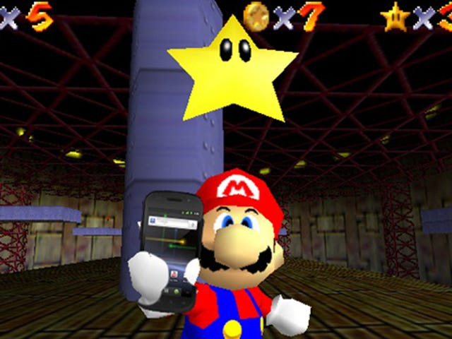 Android Gets a Nintendo 64 Emulator with N64oid