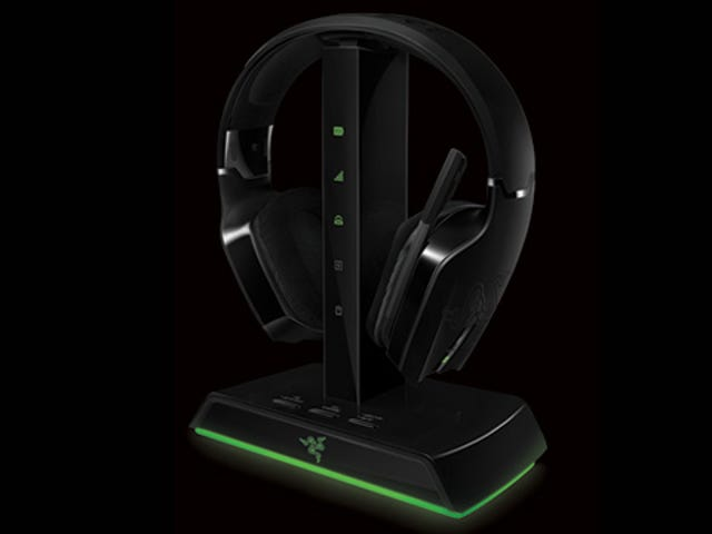 Razer Chimaera Headset Bumps Xbox and PC Games in 5.1 Surround Sound, Sans Wires