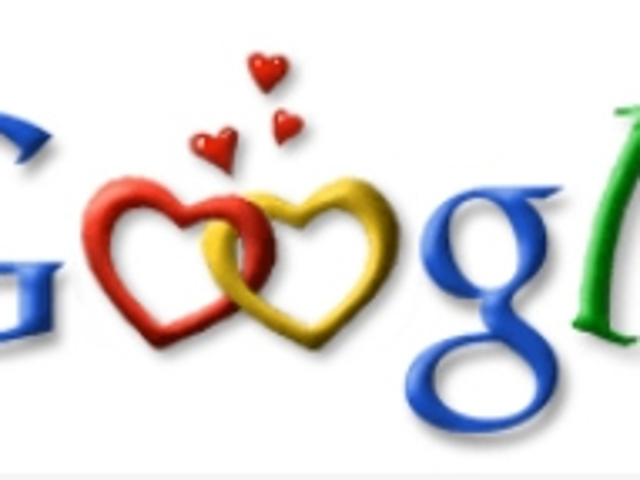 A Brief History of Google's Valentine's Day Doodles