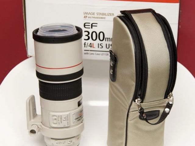 This Real Lens Mug Made From a Broken $1,300 Canon Lens Could Be Yours
