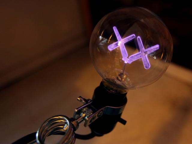 Who Needs a Lampshade When Your Lightbulbs Are This Cool