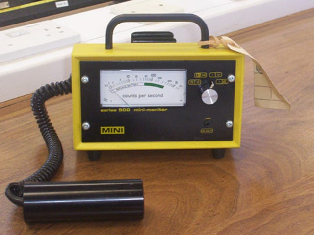 DIY Geiger Counters Help Us Face Our Dismal, Irradiated Futures