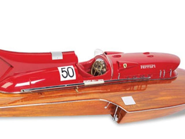 Ferrari Arno XI Hydroplane Is Remote Controlled, Costs Two Grand