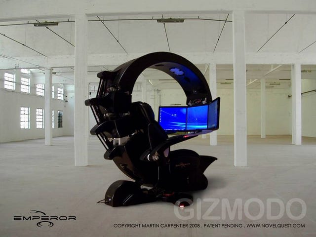 Emperor Workstation Priced at $40,000