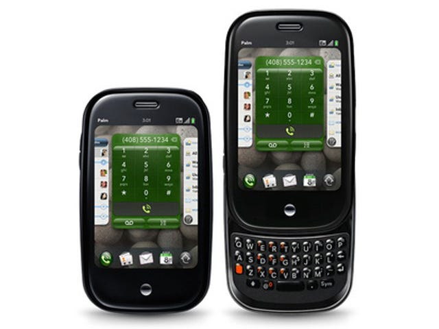 More Than 50,000 Palm Pres Sold, More than 150,000 Apps Downloaded