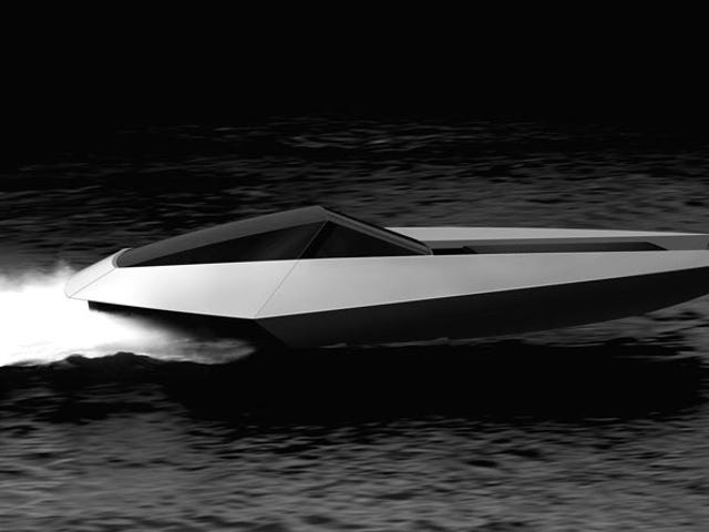 Code-X Yacht Will Have Two Kinds of Power: Super Clean and Oh So Dirty