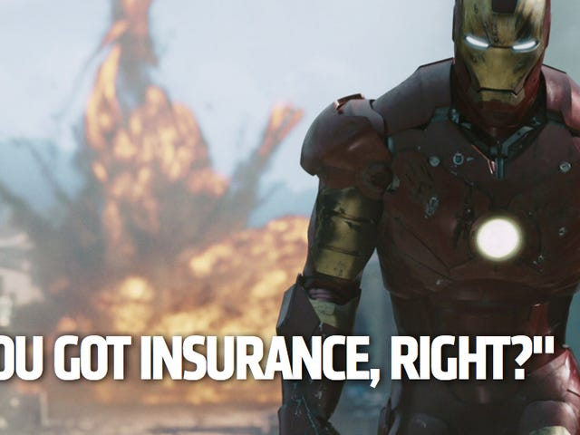Jak Iron Man zniósł 5,86 miliona dolarów w samych samochodach