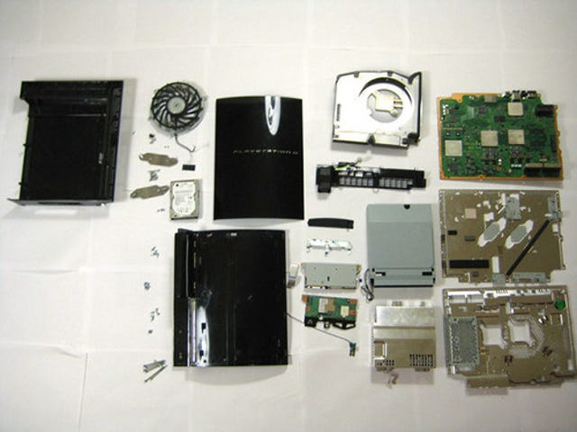 Sony Gadgets Of All Ages Stripped Down And Photographed