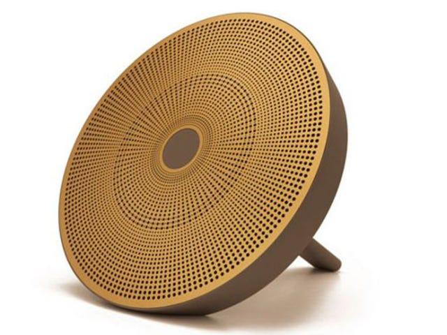 A Surround Sound Speaker, Not a Dartboard