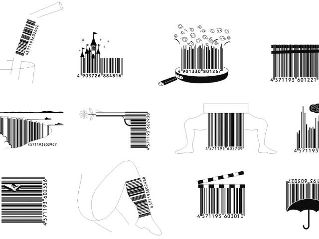 All Barcodes Should Be This Creative