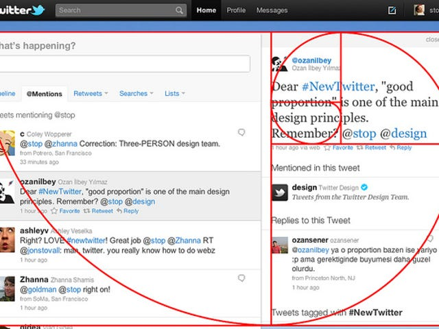 Why Twitter's New Design Might Seem Familiar