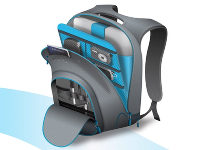 Charge Gadgets From Your Backpack Without the Sun's Help