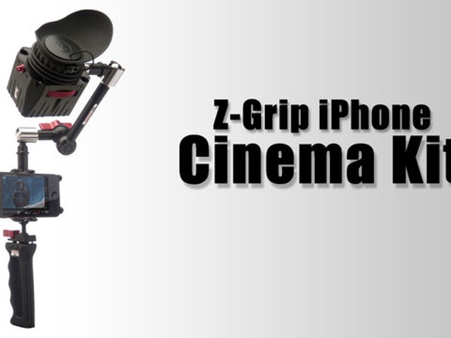 For $894 This iPhone 4 Film Rig Should Include the Phone
