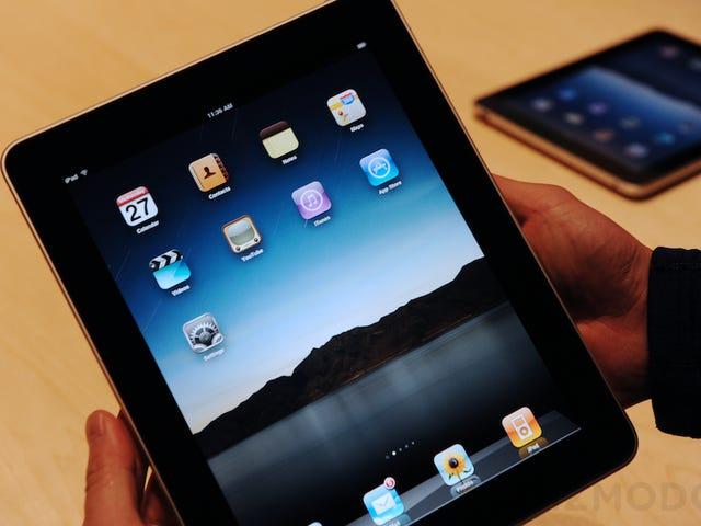 iPad Alternatives: The Main Contenders