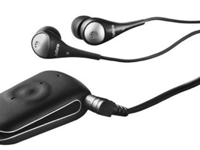 Jabra Clipper Headset: Bluetooth Undercover